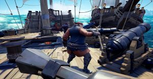 Sea of Thieves Kanonen