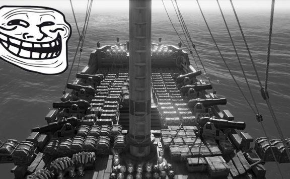 Sea of Thieves Kisten Schiff Schätze Titel