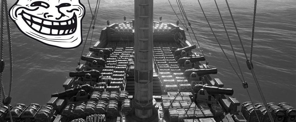 Sea of Thieves: AlmondBeard versenkt ein prächtiges Schatzschiff