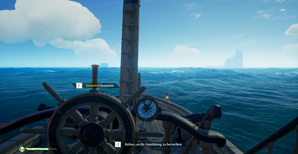 Sea of Thieves Schiff Stop Segel