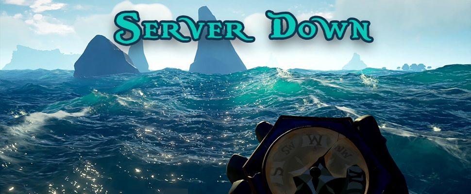 Sea of Thieves Server Down – Kiwibeard Probleme sperren Spieler aus