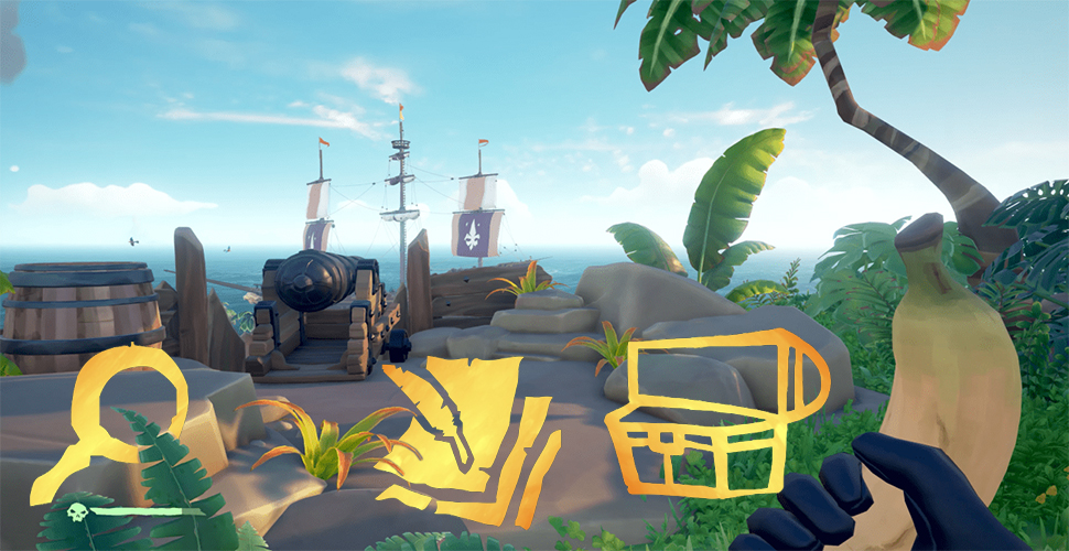 Sea of thieves Schatzsuche Titel