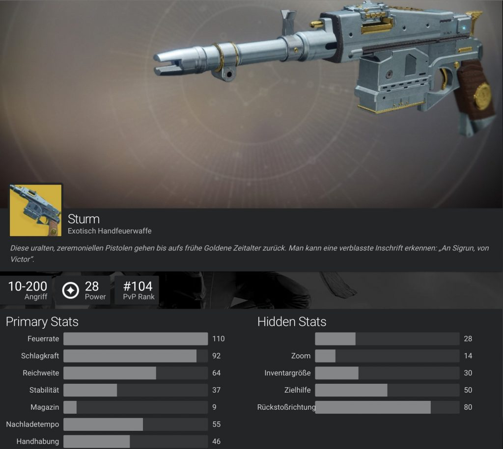 Destiny Sturm 1