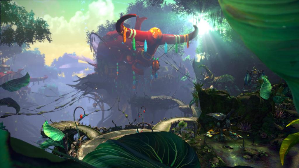TERA PS4 Grafik