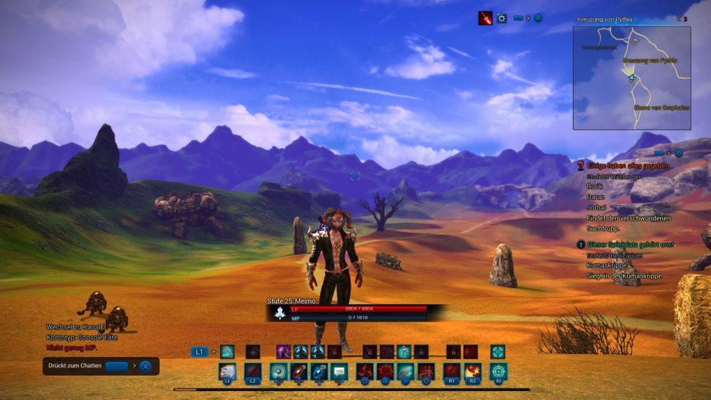 TERA PS4 Screenshot