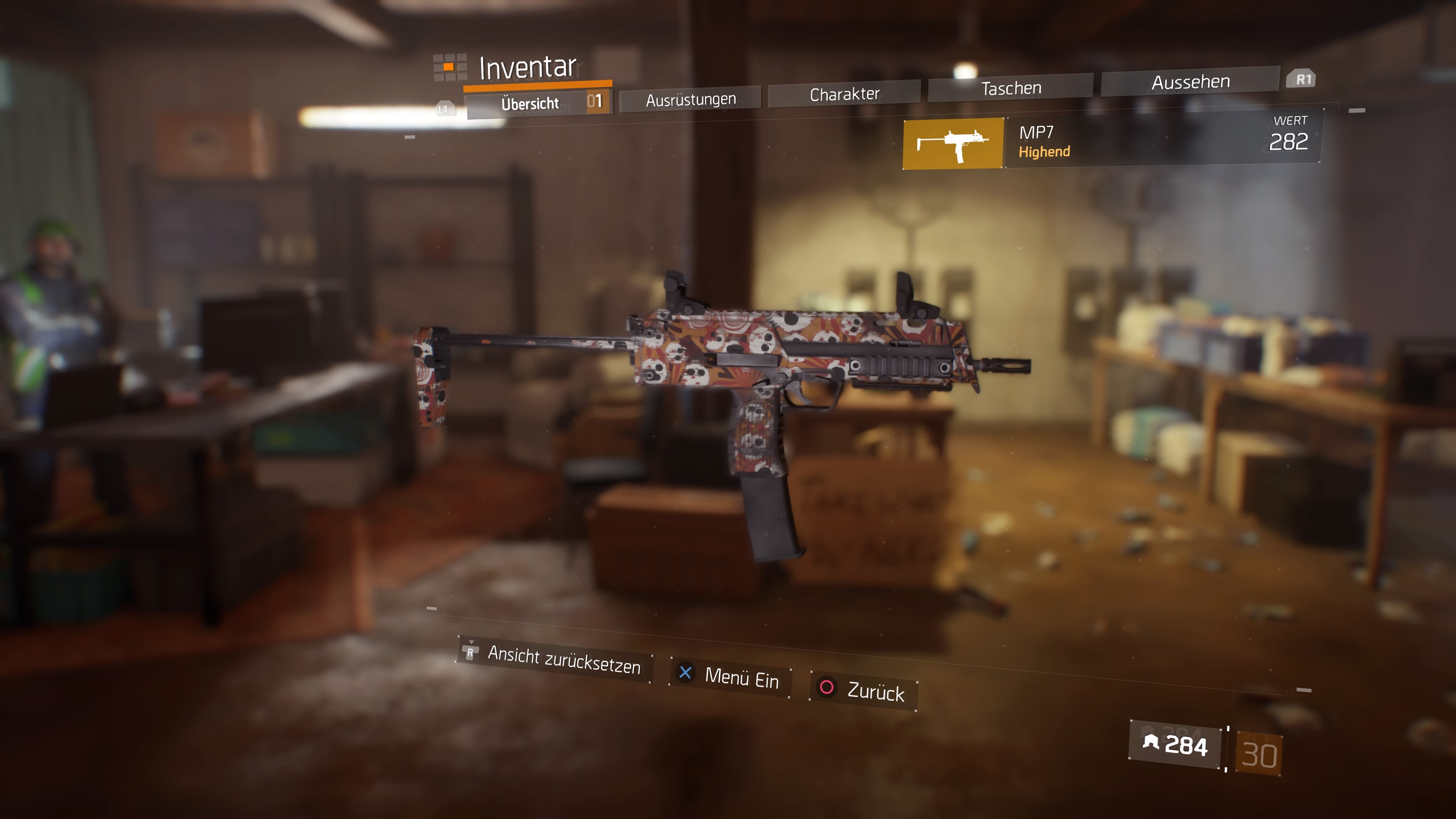 The Division_MP7