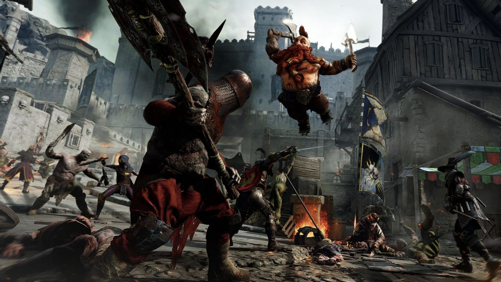 Vermintide 2 Release Screenshot Bardin Slayer