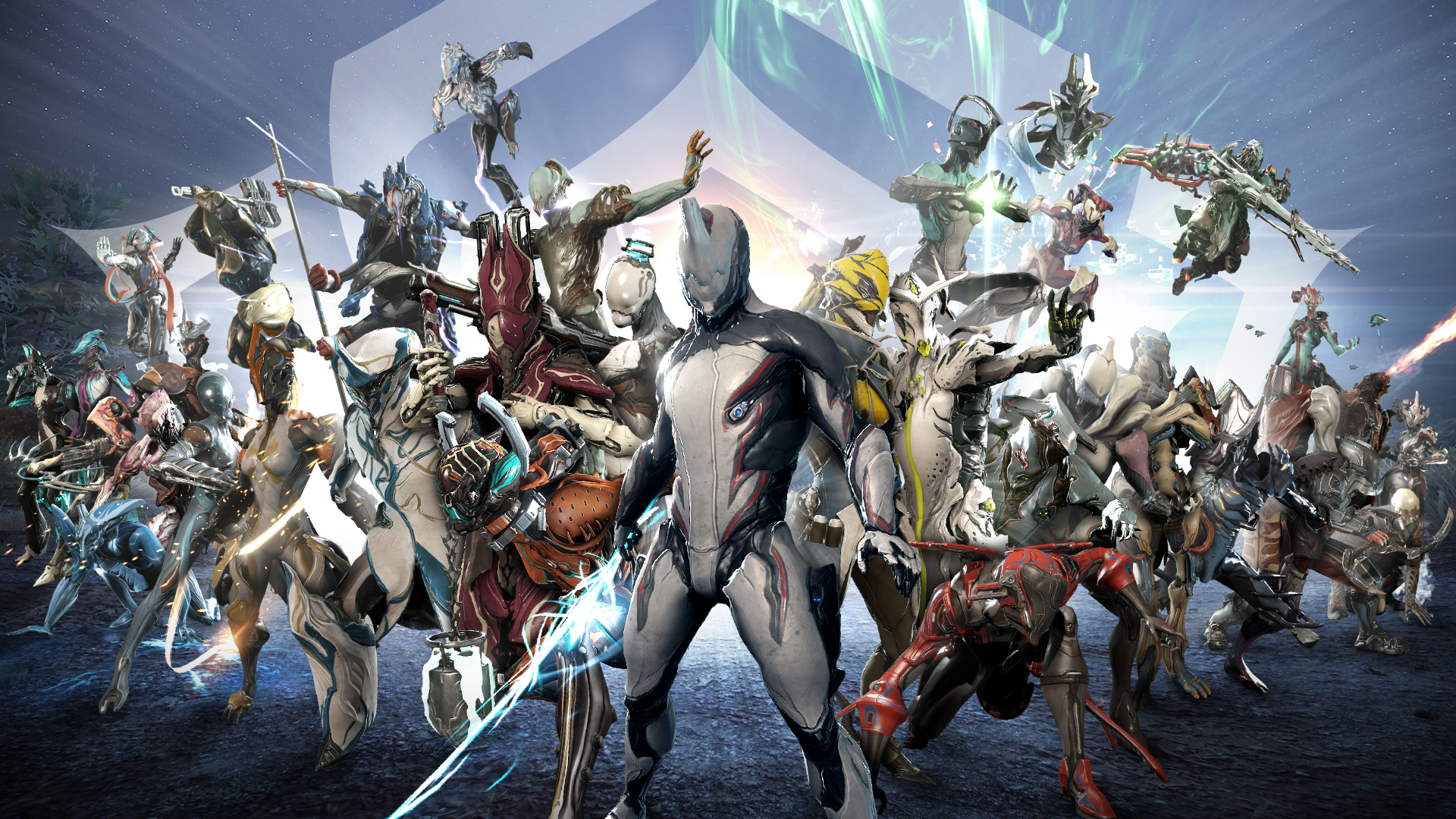 Warframe Tenno Jahr 5