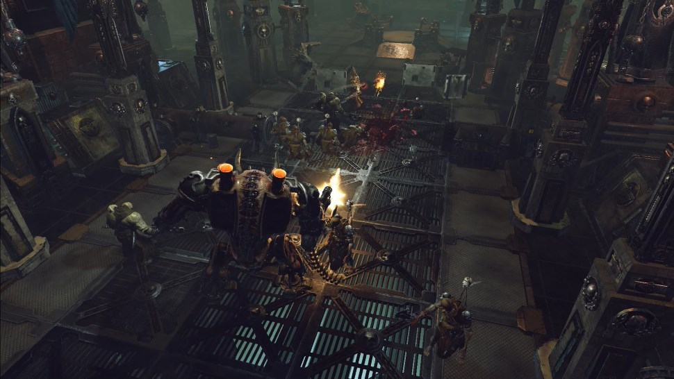 Warhammer 40k Inquisitor Martyr Screenshot 3
