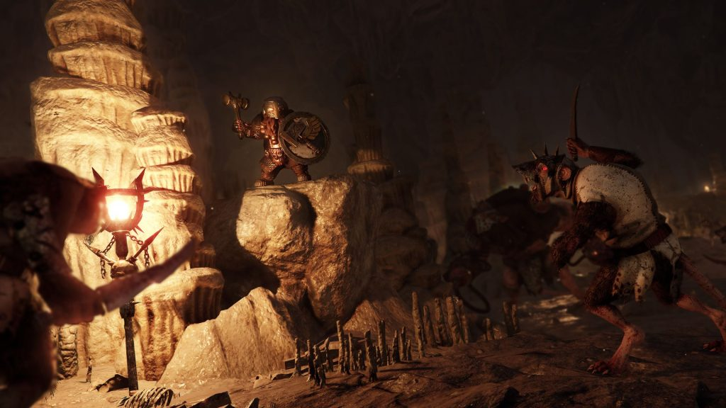 Warhammer Vermintide 2 Bardin Goreksson Ironbreaker