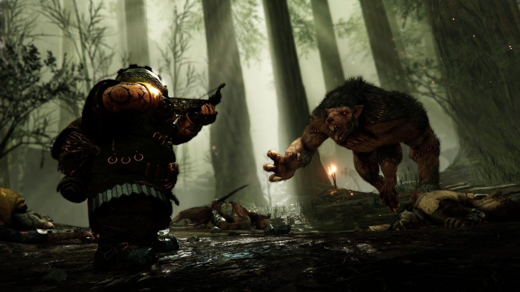 Warhammer Vermintide 2 Bardin Goreksson Ranger Veteran