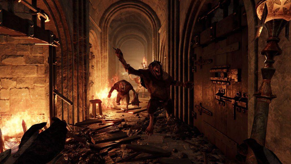 Warhammer Vermintide 2 Sienna Fuegonasus gameplay pyromancer