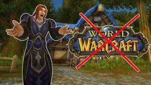 Welt ohne WoW logo title