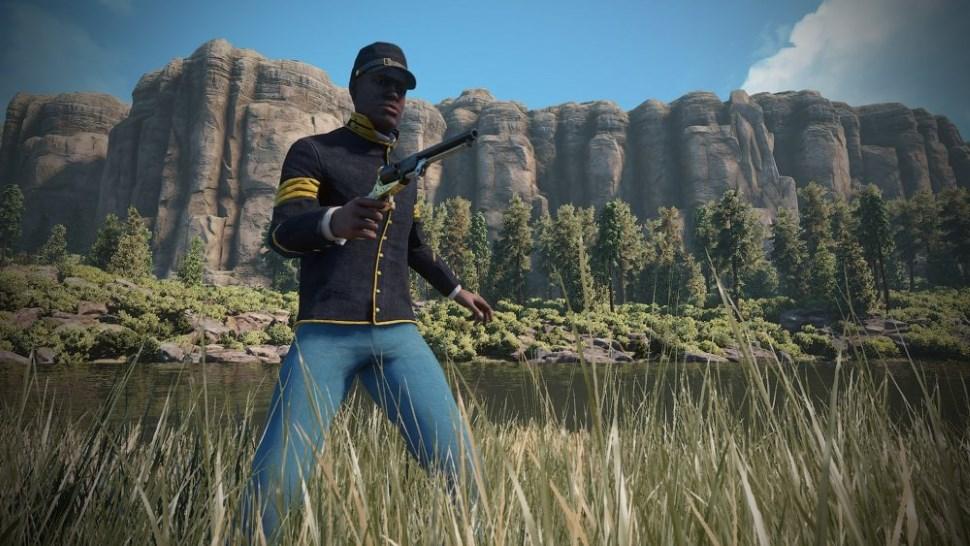 Wild West Online Soldat