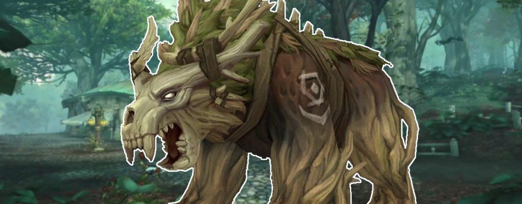 WoW: So gruselig ist die Bärenform der Kul Tiraner!