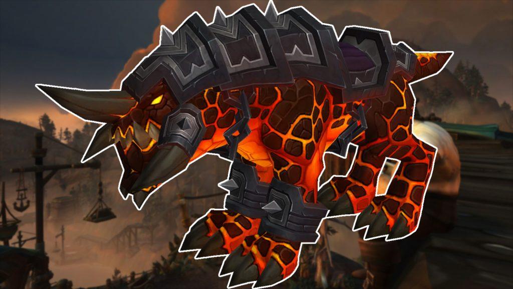 WoW Dark Iron Core Hound