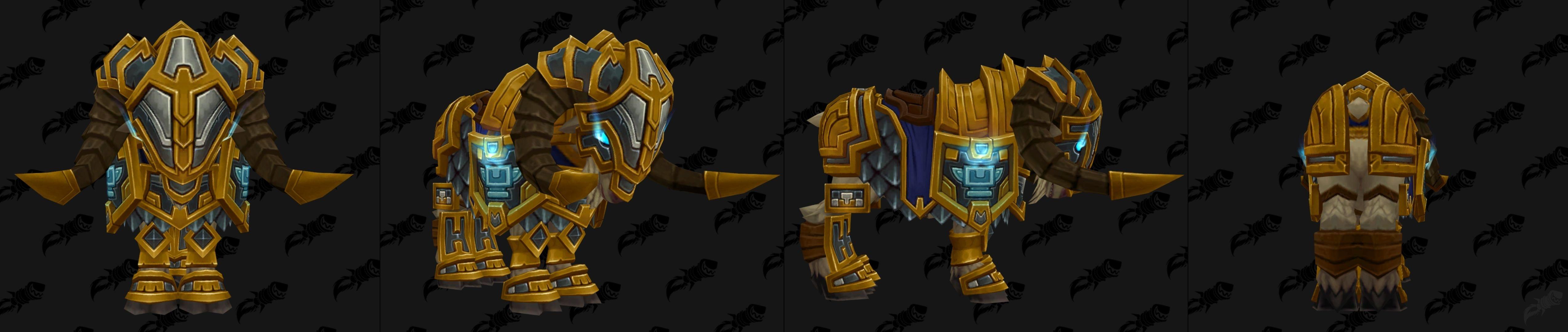WoW Dark Iron Paladin Widder 1