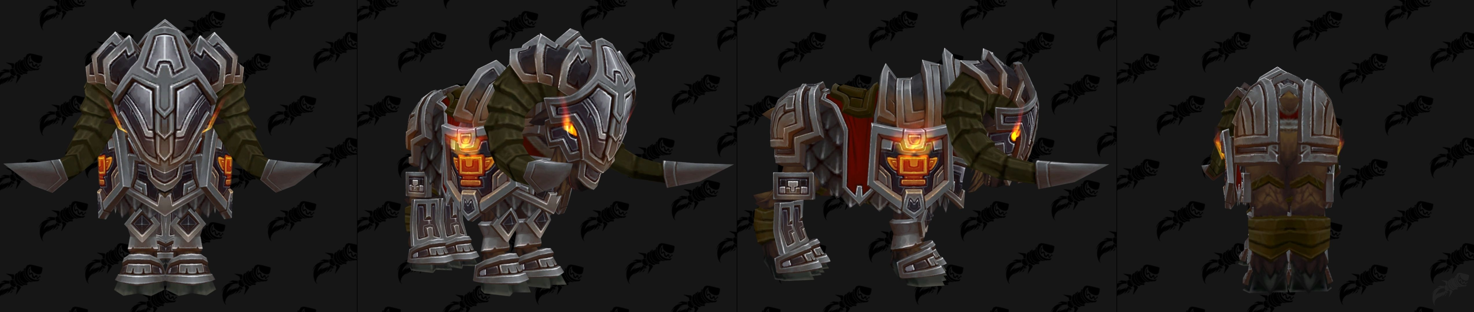 WoW Dark Iron Paladin Widder 2