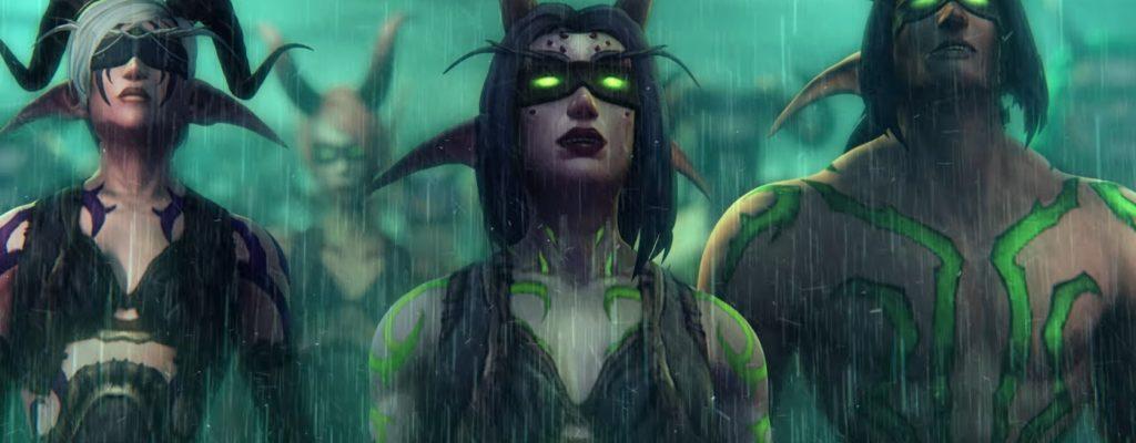 Dieses Video präsentiert WoW-Dämonenjäger besser, als Blizzard es kann
