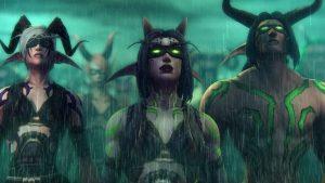 WoW Demon Hunter so cool