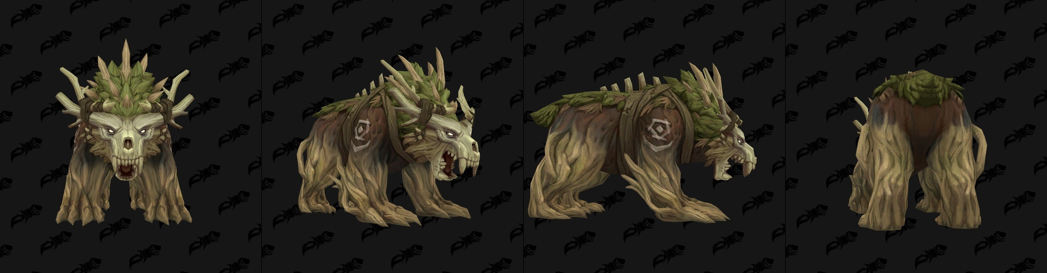 WoW Kul Tiras Bearform 1
