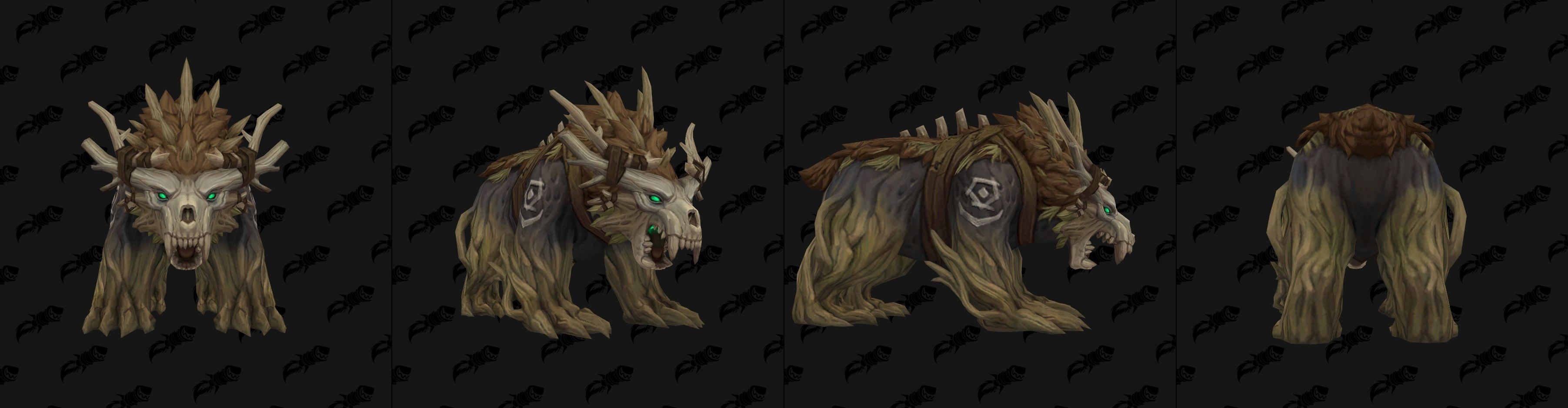 WoW Kul Tiras Bearform 2