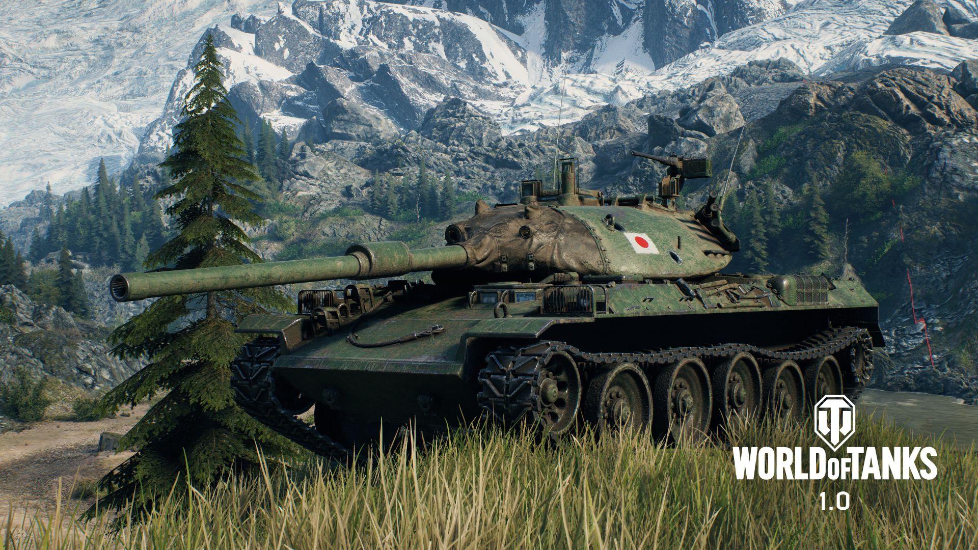 World of Tanks sieht 2018 mit 1.0 toll aus! Lohnt es sich ...