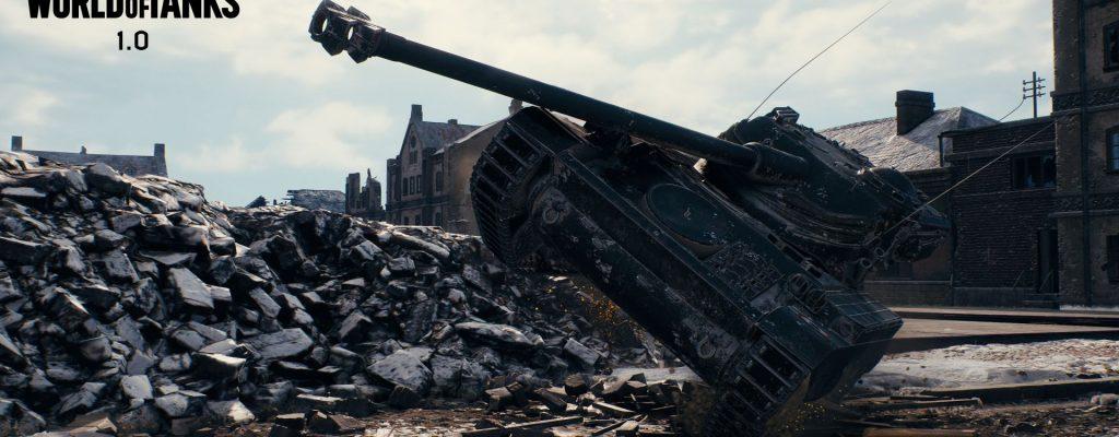 Die Macher von World of Tanks bauen ein neues Free2Play-MMO