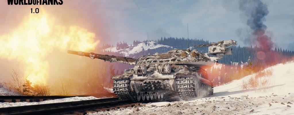 World of Tanks 1.0 angespielt: Das Game, was ich immer haben wollte!