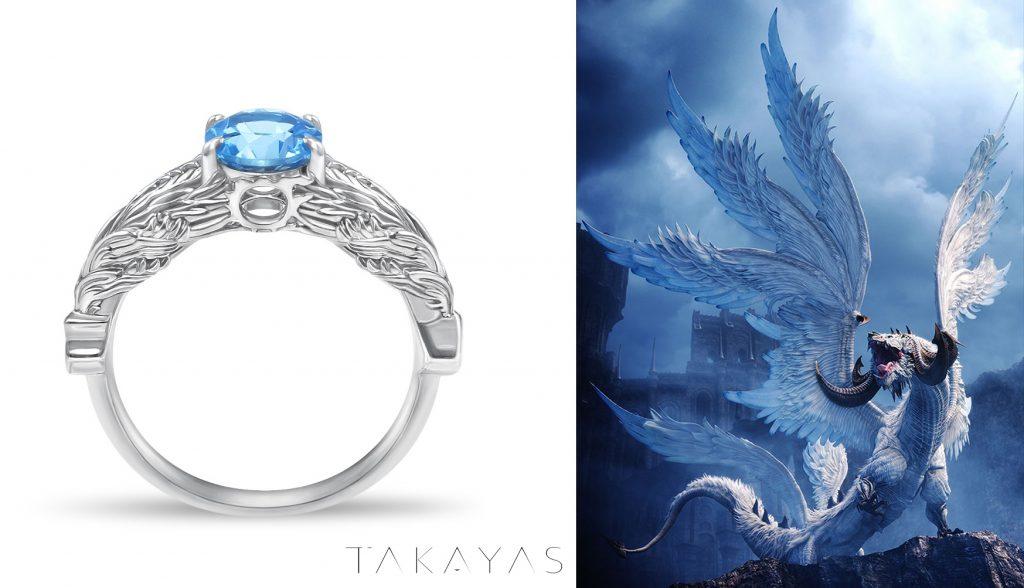 final fantasy xiv takayas Hraesvelgr ring inspiration