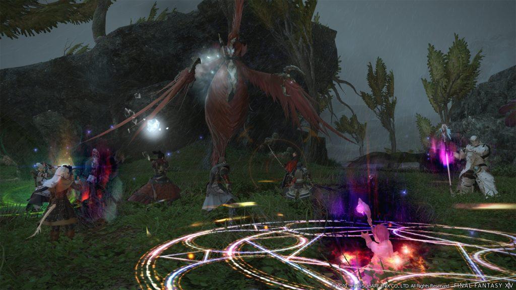 final fantasy xiv eureka siren