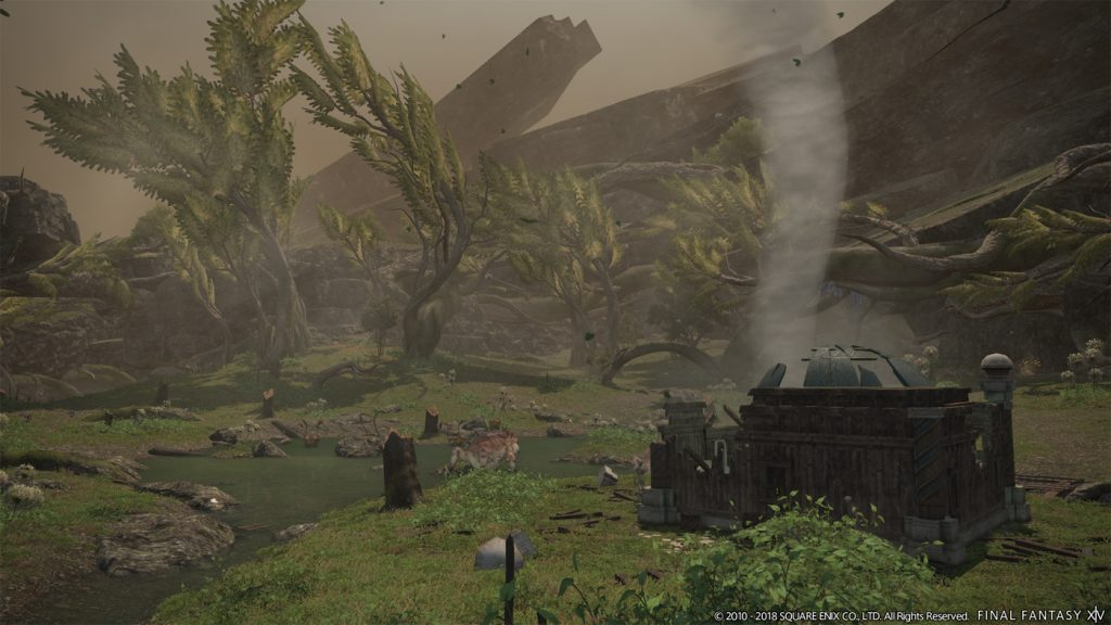 final fantasy xiv eureka screenshot