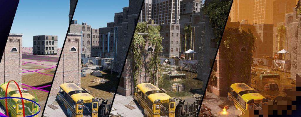 Map-Editor Arcade macht aus Far Cry 5 schon PUBG und Counter Strike