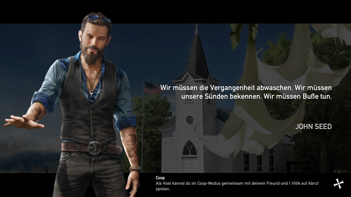 Far Cry 5 Inquisitor