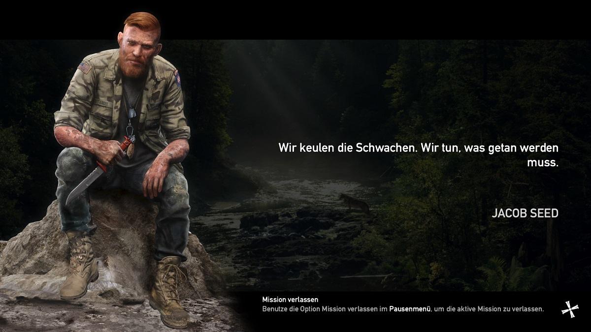 Far Cry 5 Soldat