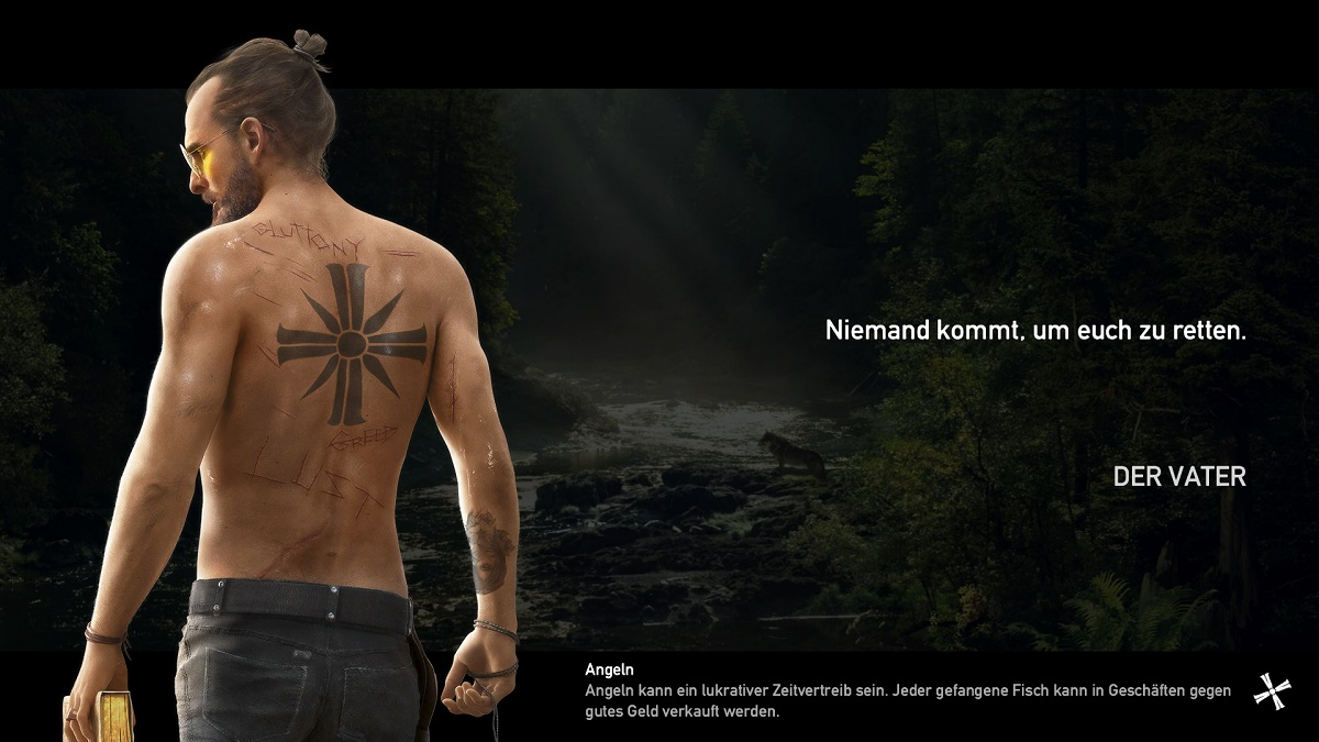Far Cry 5 Vater