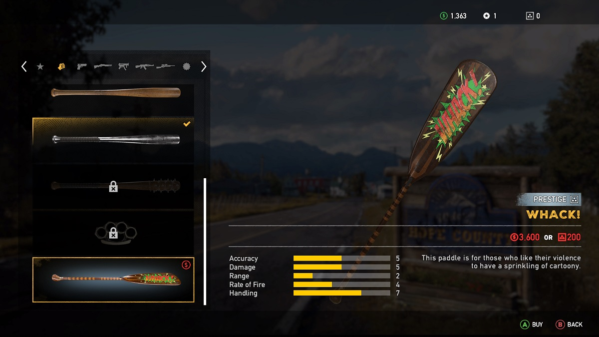 Far Cry 5 Waffen freischalten