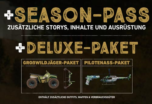 Far Cry 5 Season Pass Deluxe