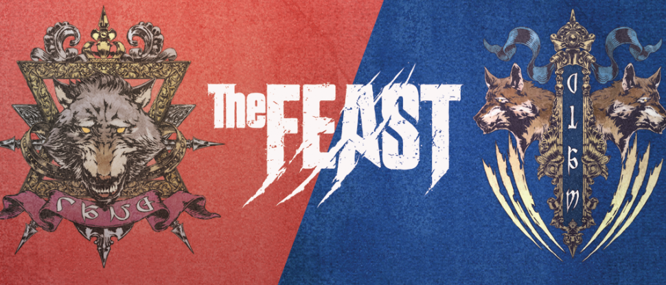 final fantasy xiv feast logo