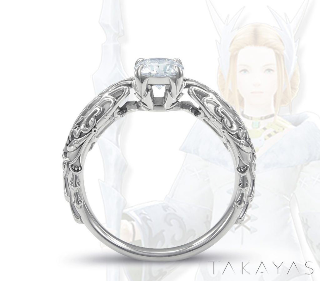 final fantasy xiv takayase kan-e-senna ring inspiration
