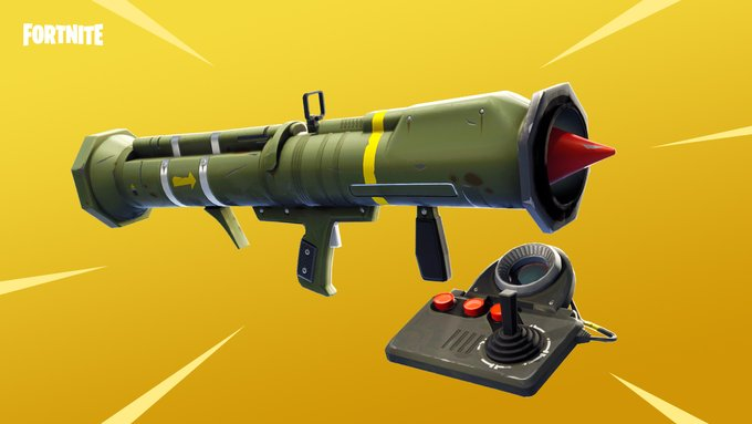 Fortnite: Server-Down zur Wartung, Update 3.4.0 bringt Fernlenk-Rakete