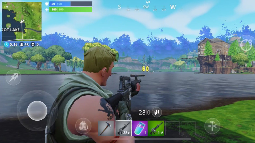 fortnite-mobile-gameplay