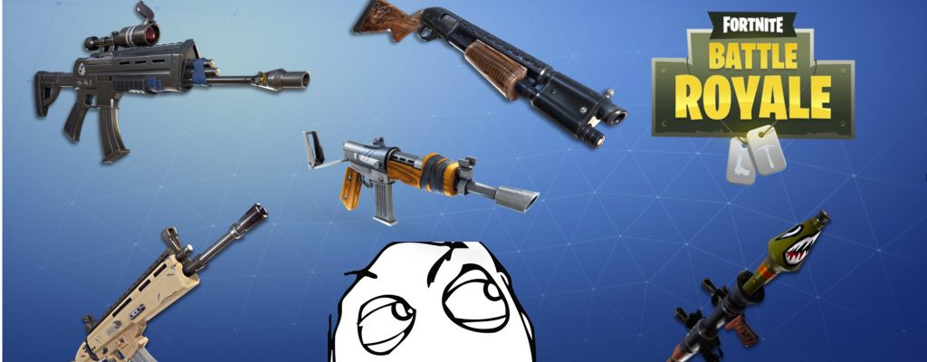 Item-Prio in Fortnite: Battle Royale – Was soll ich mitnehmen?