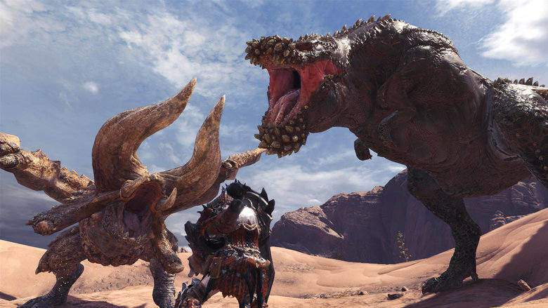 monster hunter world deviljho revierkämpfe