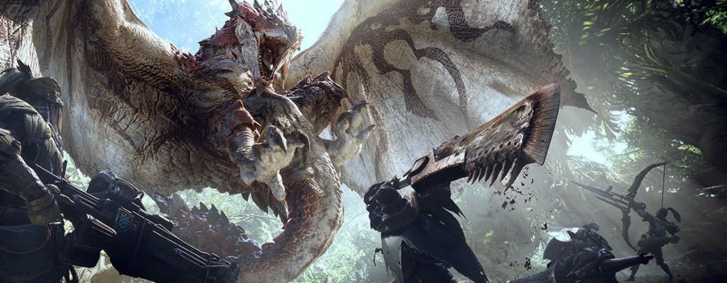 Goldkrone oder nicht? Monster vermessen in Monster Hunter World