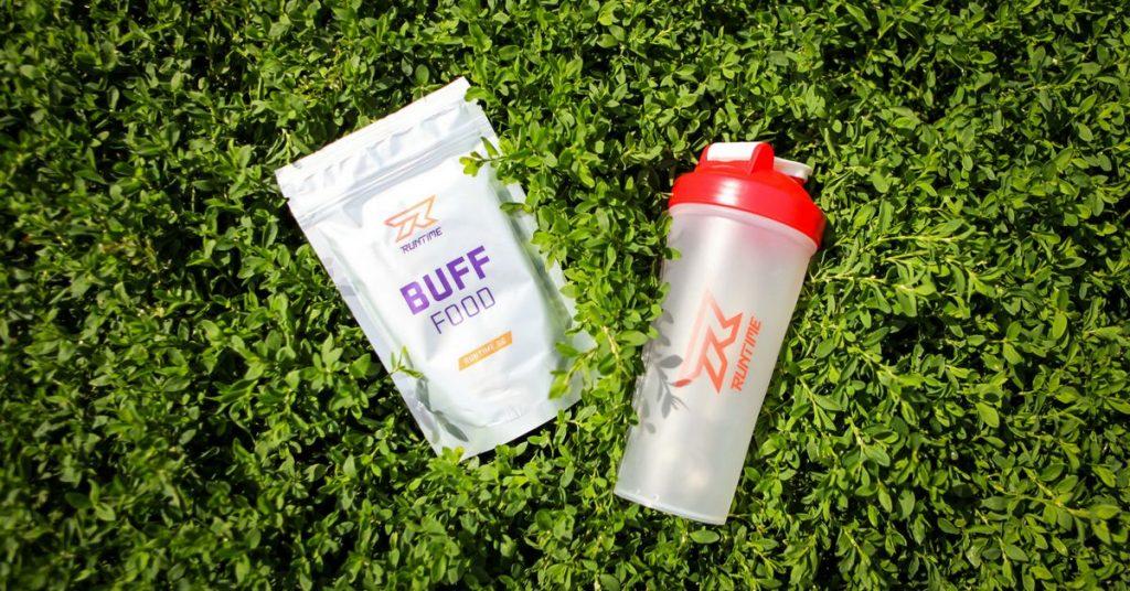 runtime esports nahrung buff food promo shot im grün