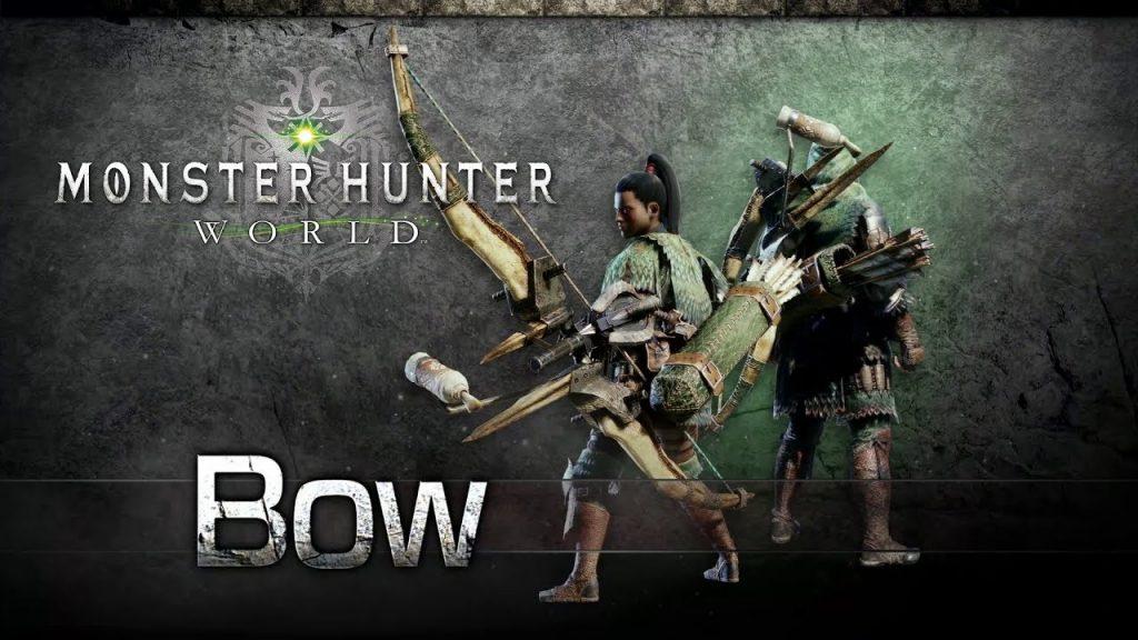 monster hunter world bogen