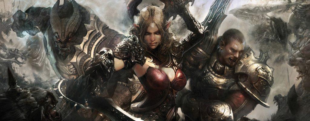 Das kostenlose MMORPG Tera startet auf PS4 und Xbox One