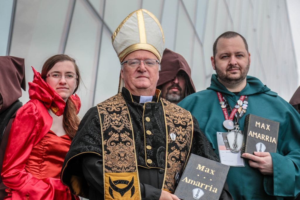 EVE Fanfest 2018 Space Pope