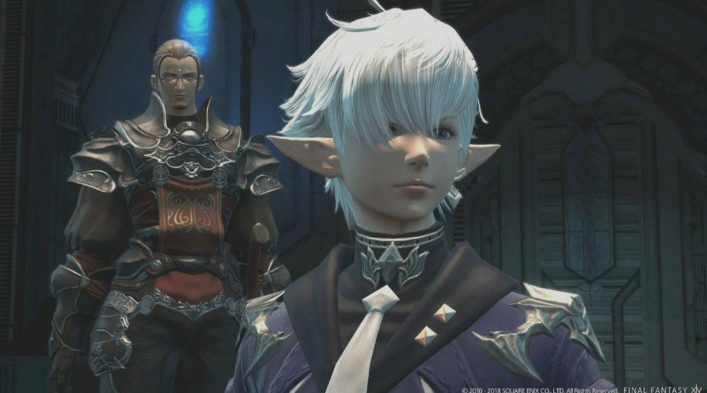 final fantasy xiv patch 4.3 alphinaud